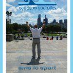 Chrono Eau De Porquerolles ama lo Sport: Adolescere Volley